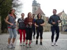 Sight-Jogging am Schillerplatz